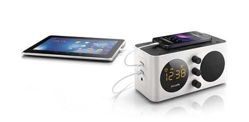 philips aj6000 rechargez appareils pendant la nuit USB