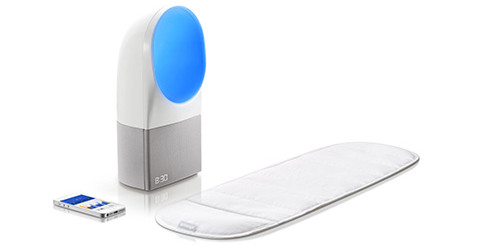 withings aura someil intelligent