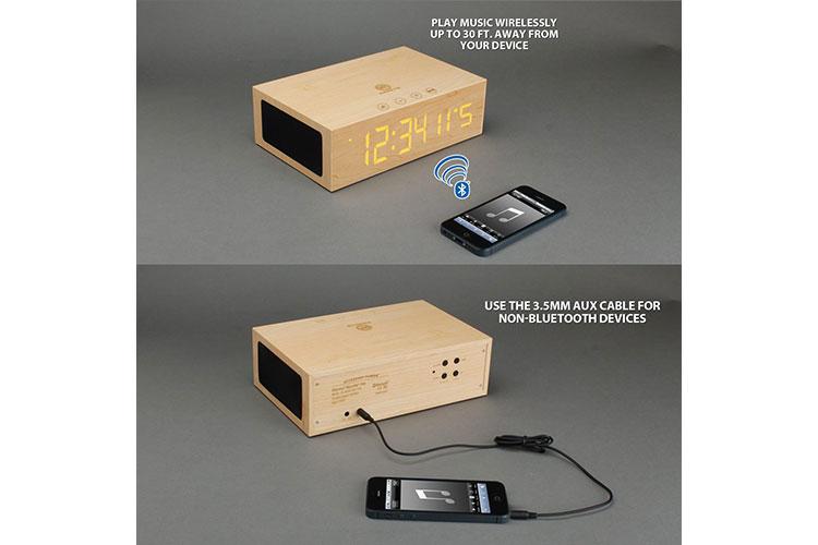 gogroove le parfait radio r veil connect. Black Bedroom Furniture Sets. Home Design Ideas
