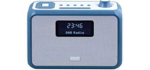 August MB400 radio reveil