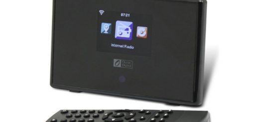Ocean Digital WR01C radio réveil